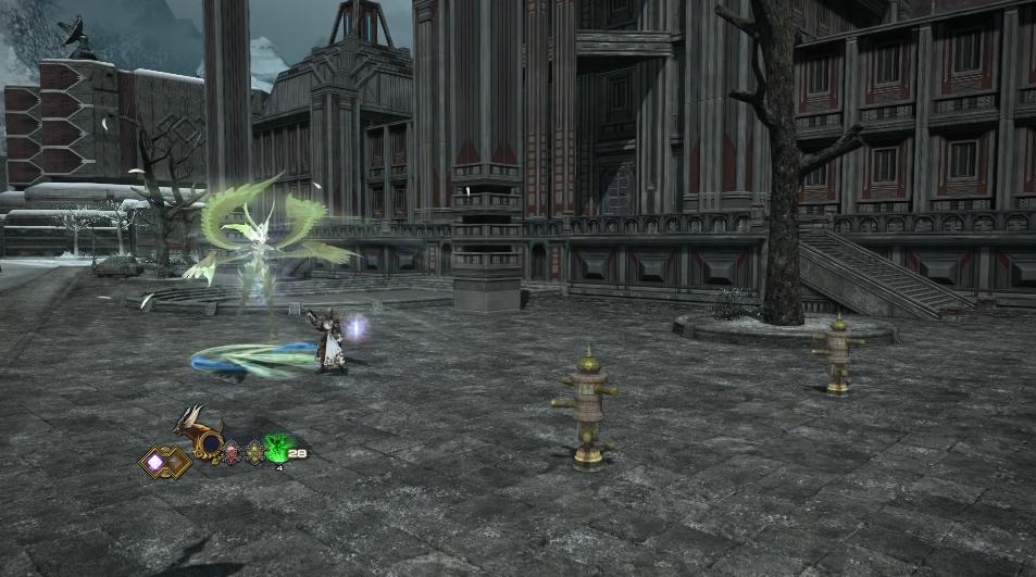 《最终幻想14》6.0更新 全职业新技能预告片插图7