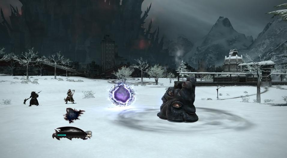 《最终幻想14》6.0更新 全职业新技能预告片插图9