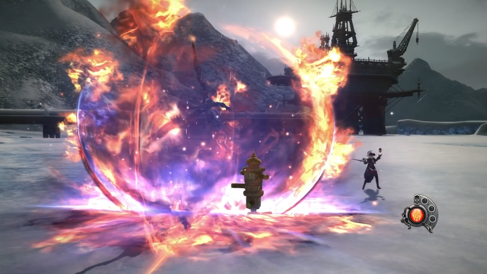 《最终幻想14》6.0更新 全职业新技能预告片插图11
