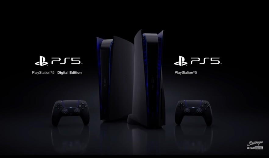 索尼暗示黑色版PS5主机要来了 最快于2022年登场插图3