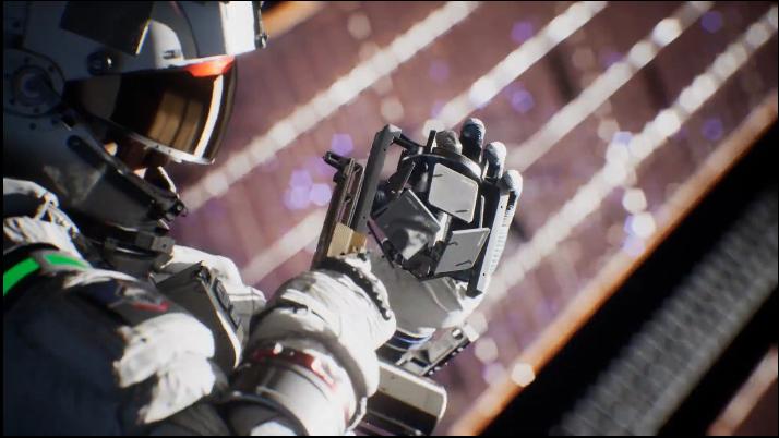 太空0重力FPS《边境》最新预告 全新消杀模式更注重团队配合