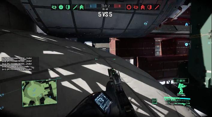 太空0重力FPS《边境》最新预告 消杀模式登场插图3