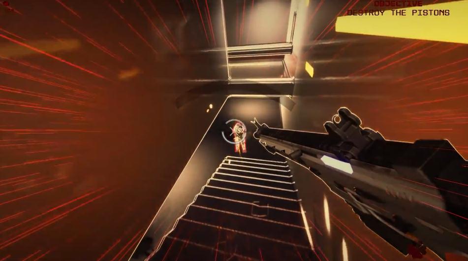 跑酷FPS游戏《Severed Steel》今日发售 支持简体中文插图9