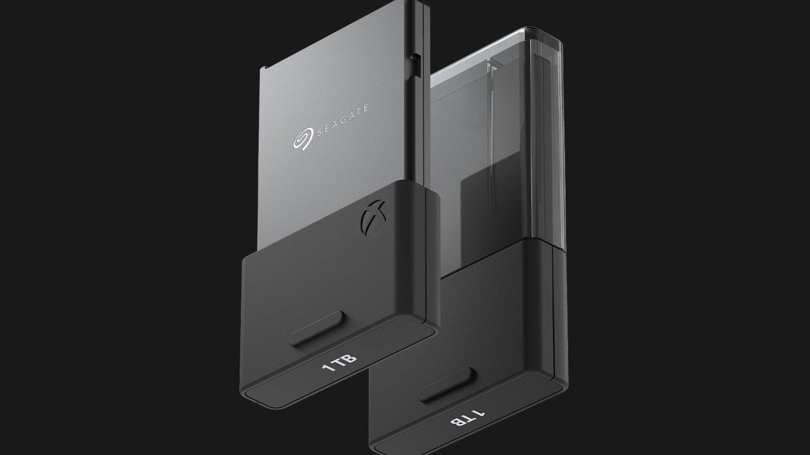 传闻:希捷将推出500GB的Xbox Series X|S拓展存储卡插图3