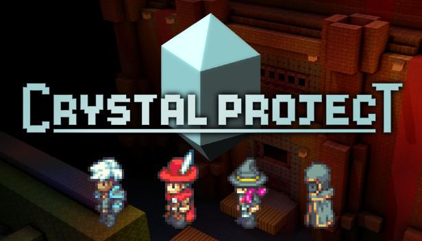 八方旅人+平台跳跃 《Crystal Project》2022年发售插图1