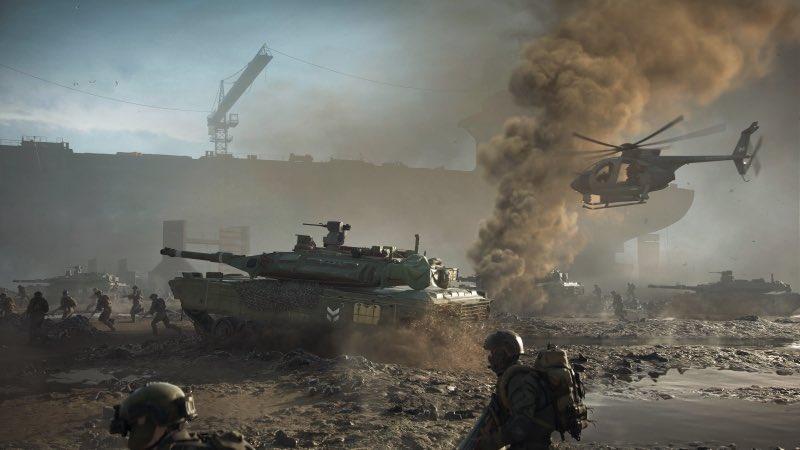 《战地2042》开发者:跳票不意味着游戏陷入困境插图1