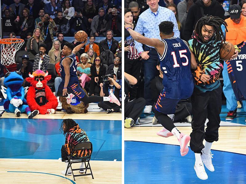 篮球和嘻哈,到底是怎么混到一起去的?