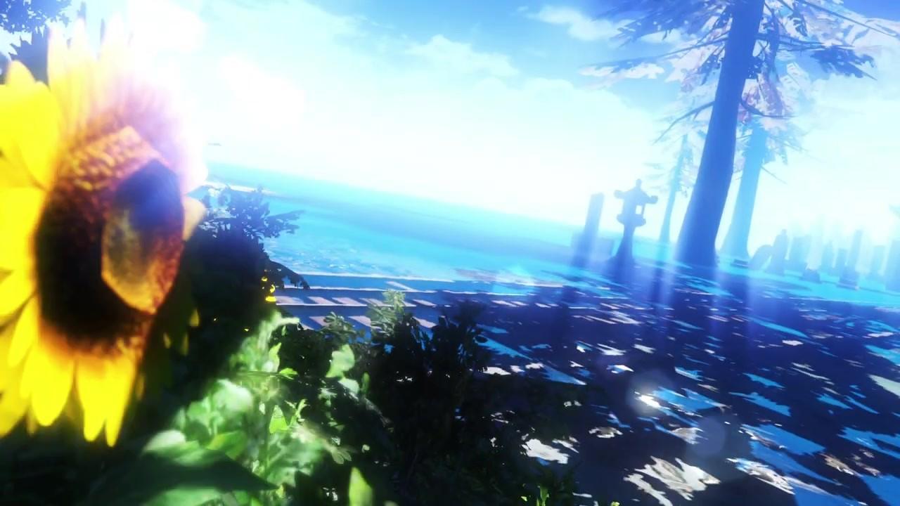《蓝色反射:帝》全新TVCM展示少女组合和奇异世界插图3
