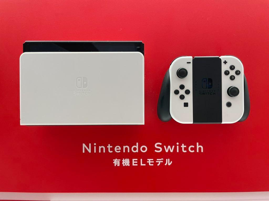 任天堂OLED Switch机型对外展示 首批真机照插图11