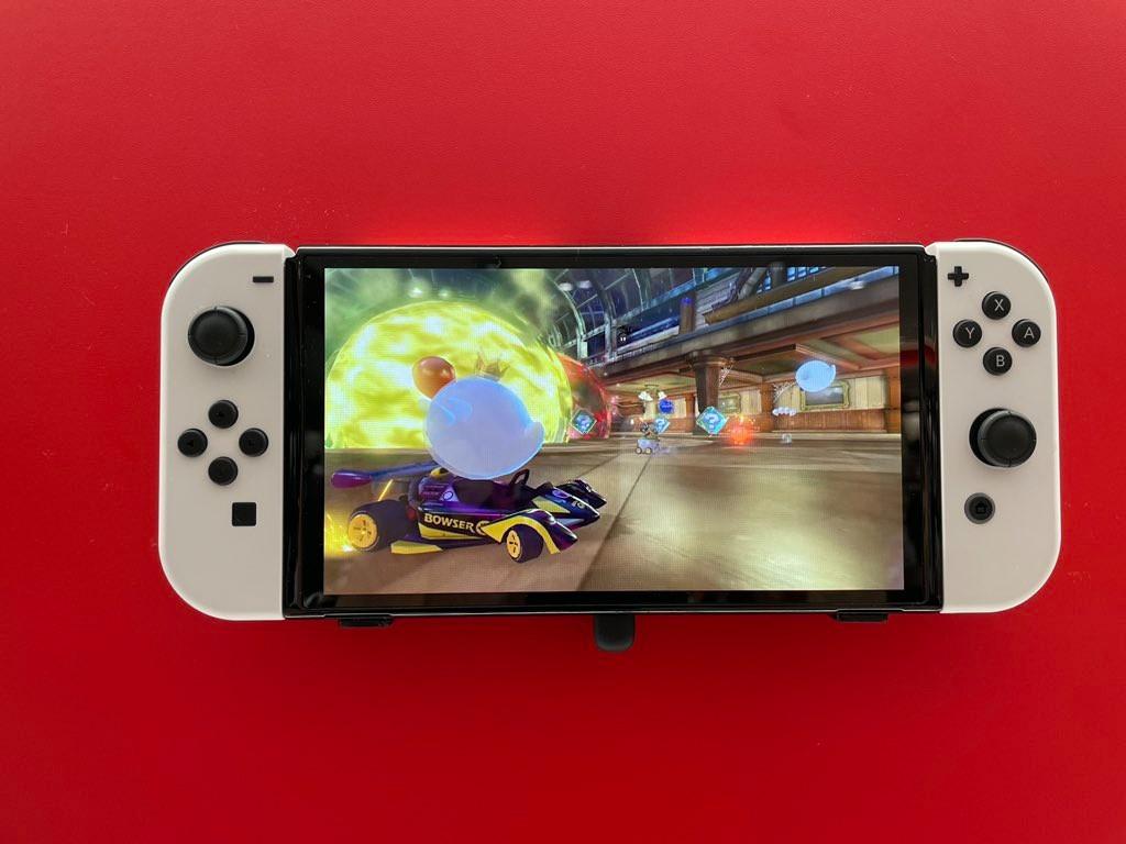 任天堂OLED Switch机型对外展示 首批真机照插图7