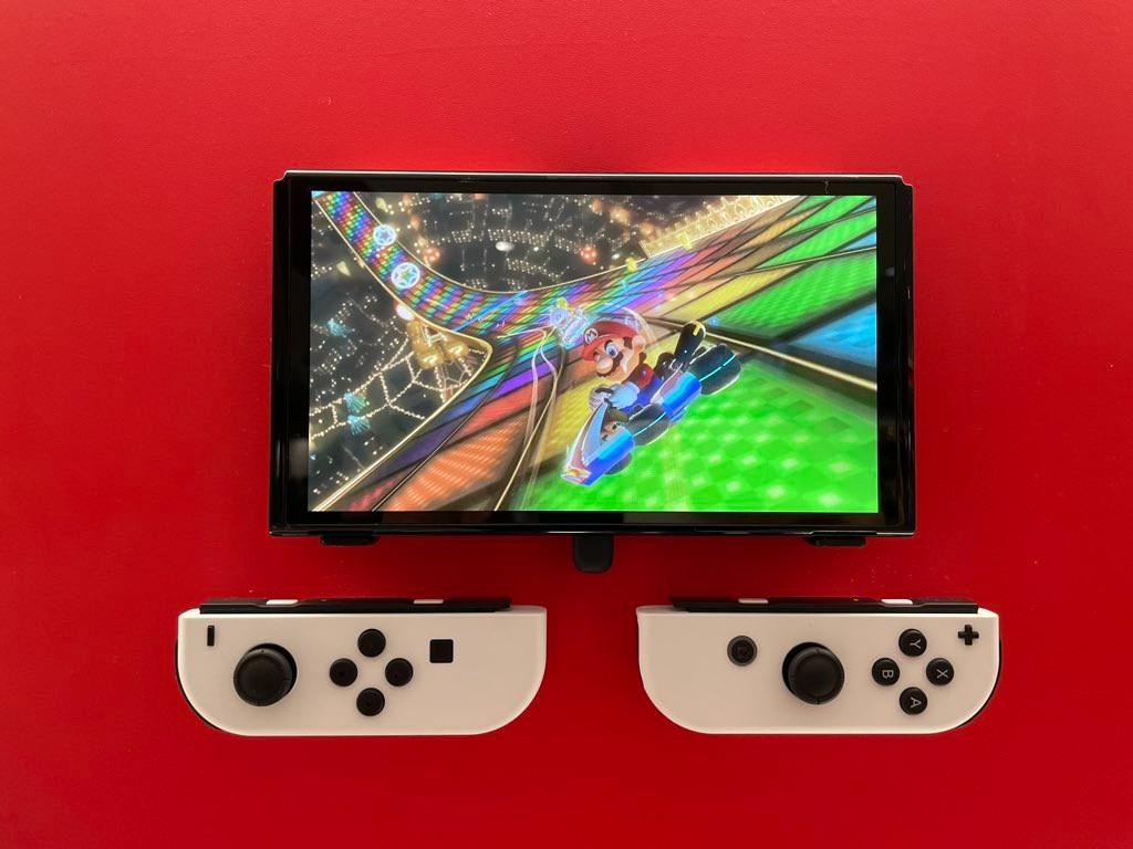 任天堂OLED Switch机型对外展示 首批真机照插图9