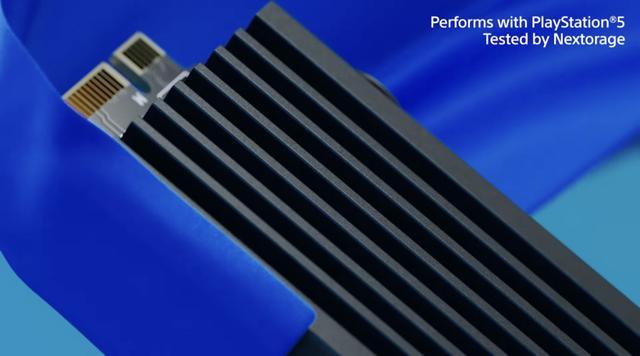 索尼子公司推出PS5专用固态硬盘产品:2142元起插图1
