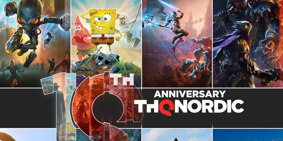 THQ Nordic旗下游戏阵容庞大 仍有28款游戏尚未公布插图1