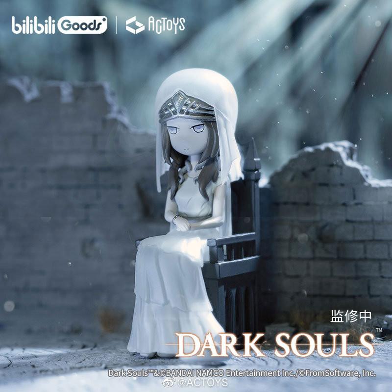 传火吗?ACTOYS公布《黑暗之魂》Q版手办预购开始!插图5
