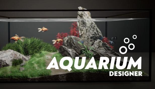 轻松模拟游戏《水族箱设计师》将于10月21日发售插图1