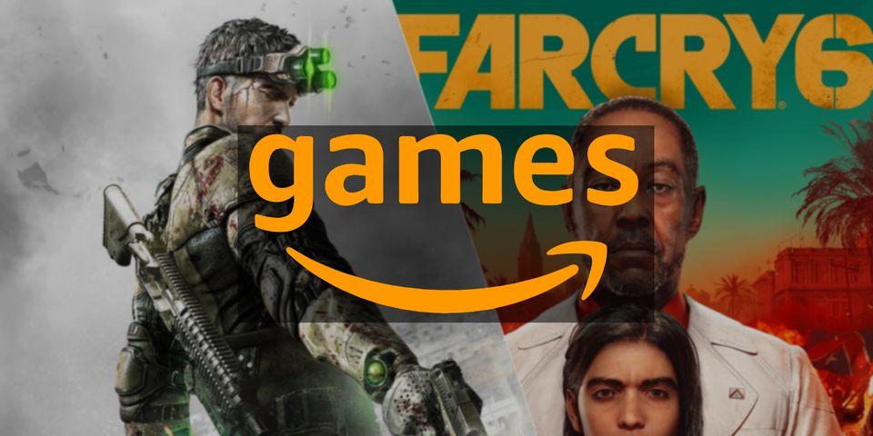 前育碧高管加入亚马逊游戏部门 负责全新高成本大作插图1