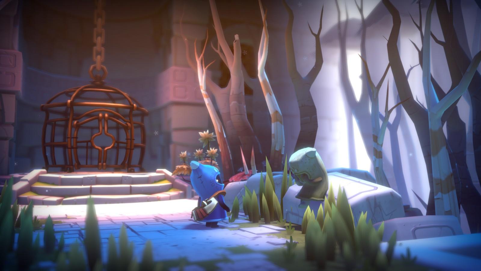 《最后的篝火》10月登Steam 《无人深空》团队打造