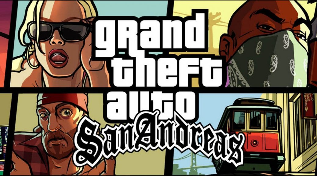 《侠盗猎车:圣安地列斯》新版画质大修MOD发布插图1