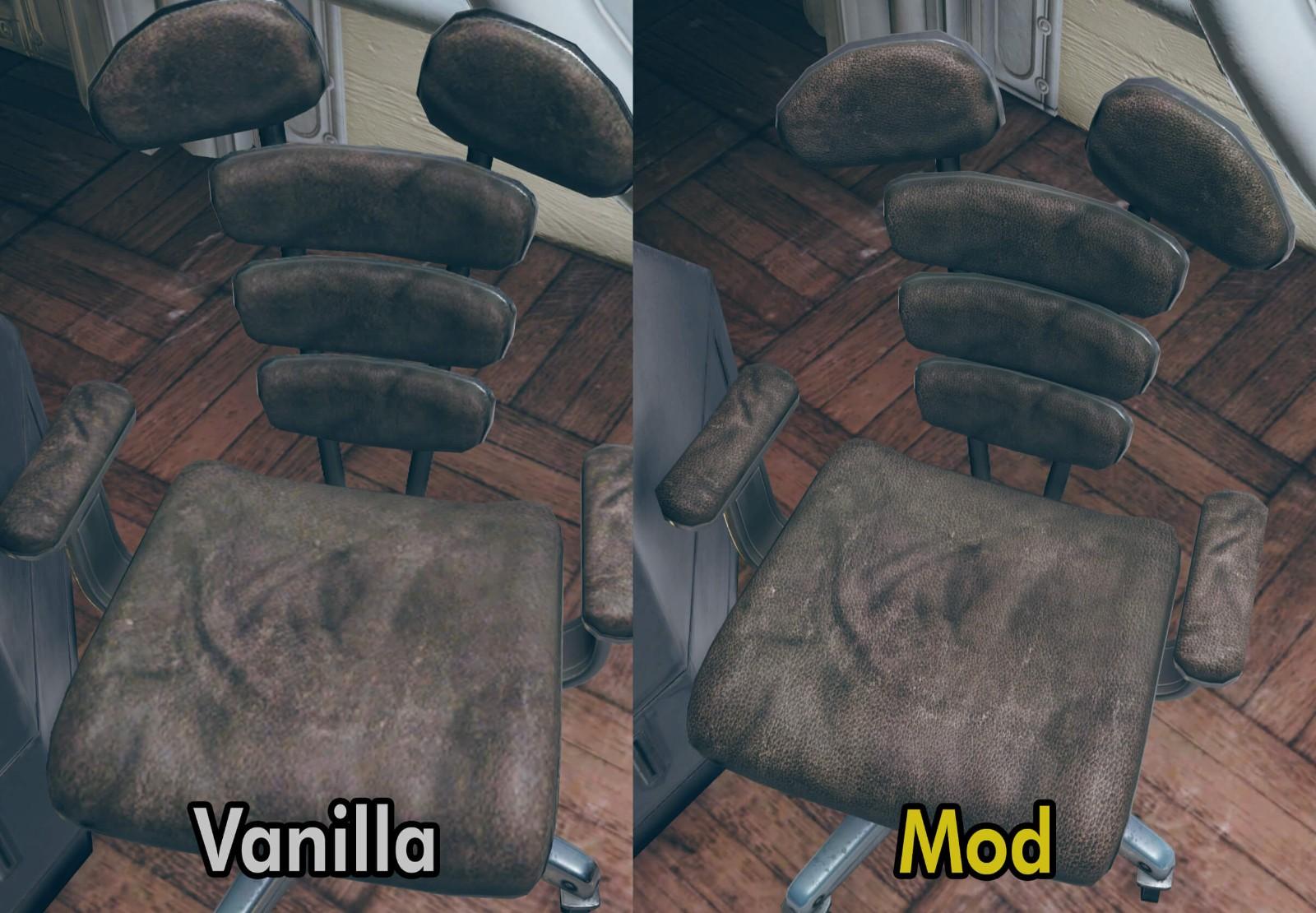 《辐射76》高清材质MOD发布 36GB全面大修材质插图3