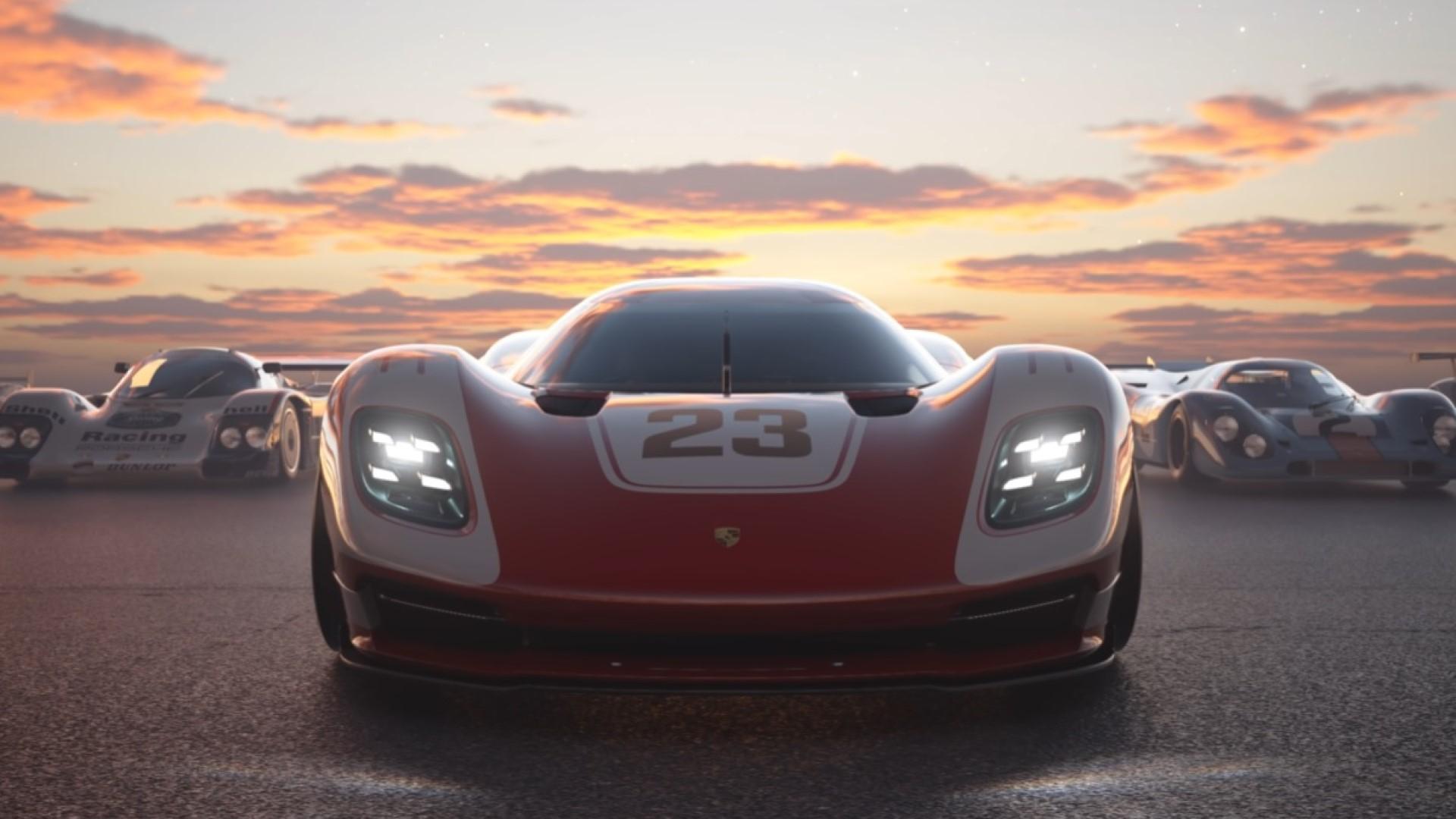《GT赛车7》发布最新预告片 保时捷家族闪亮登场