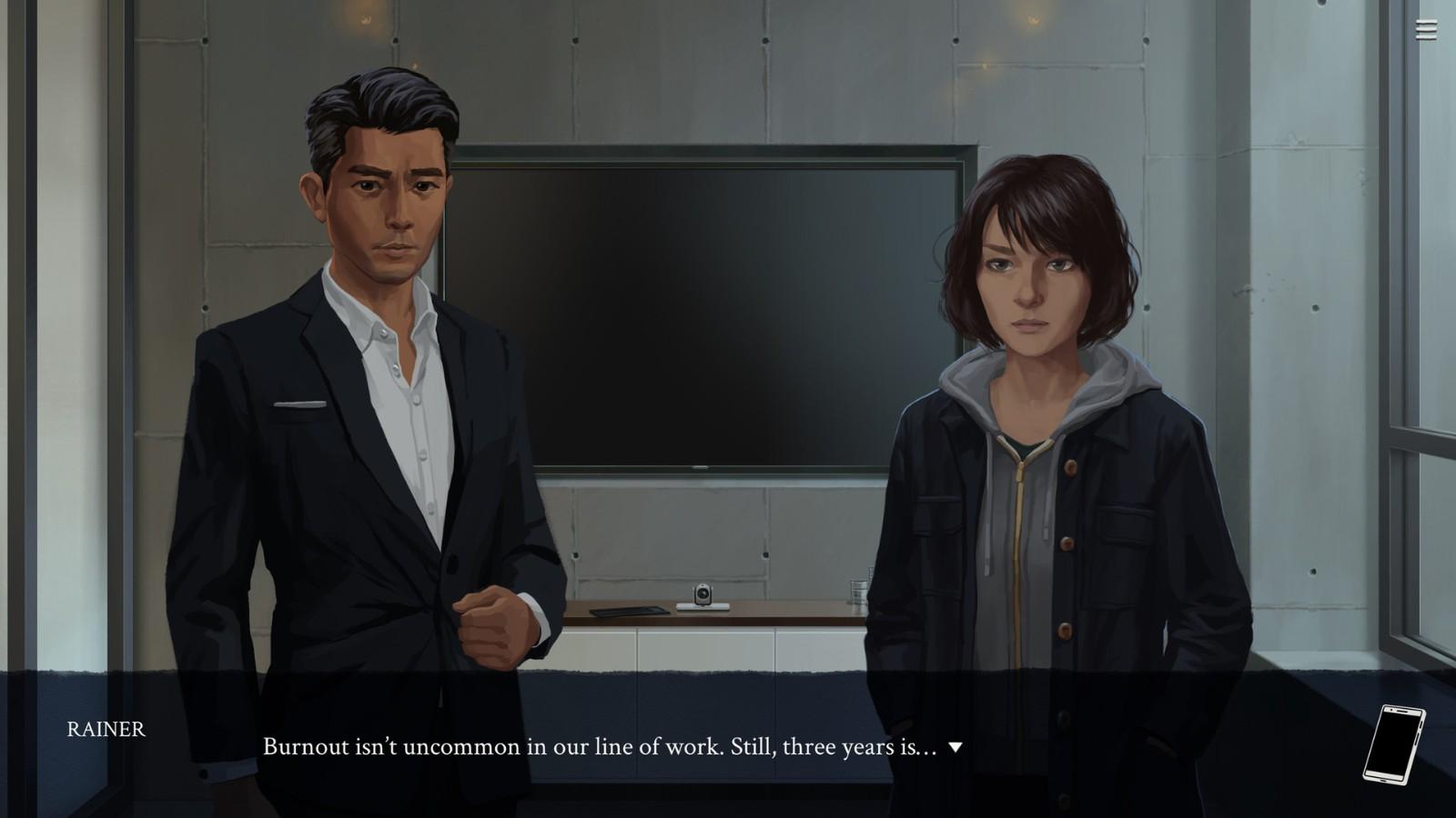 特别好评游戏《伊丽莎》现已添加官方中文插图3