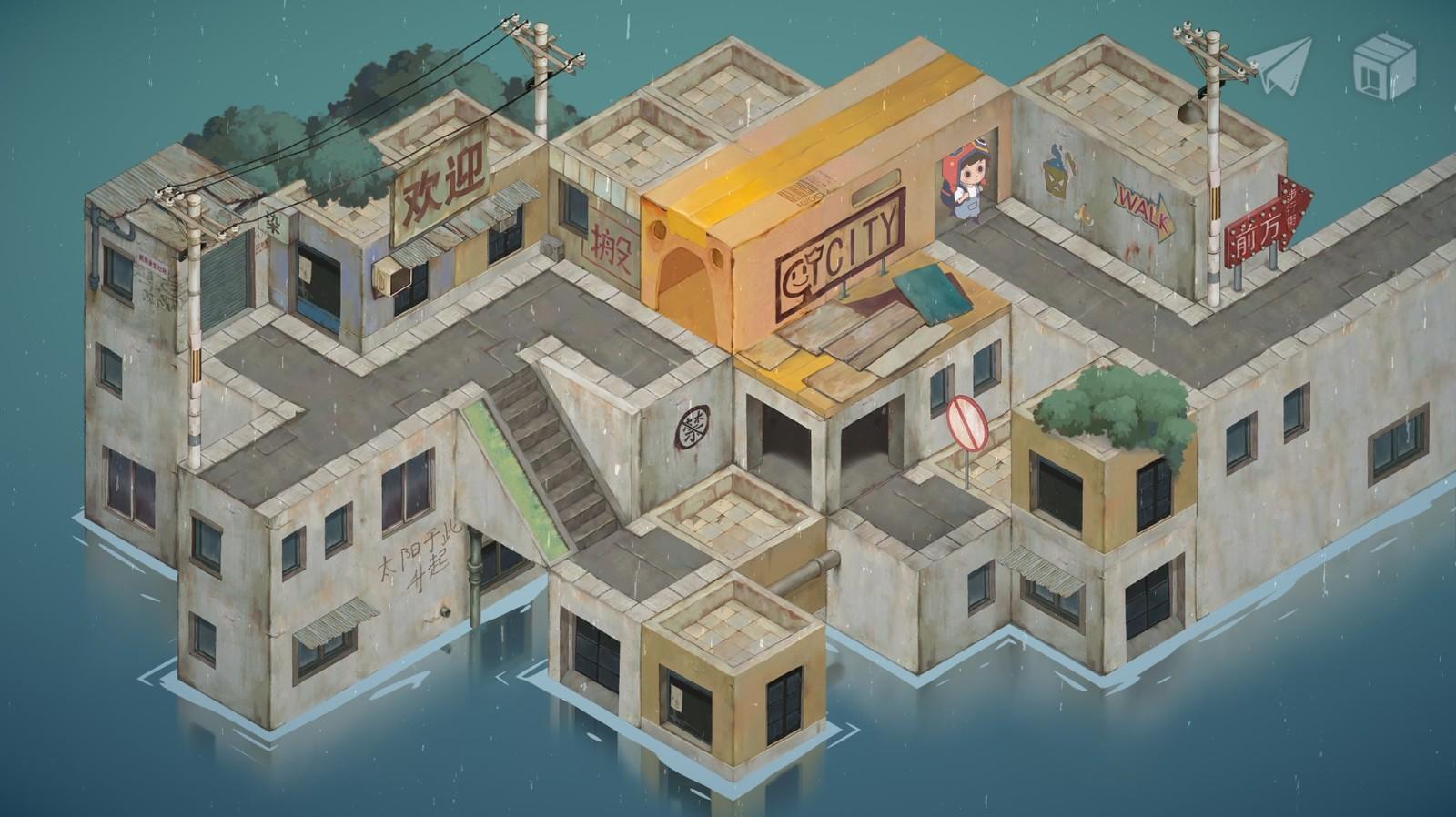 手绘风格游戏《成土市的我》上架Steam 2022年发售插图3