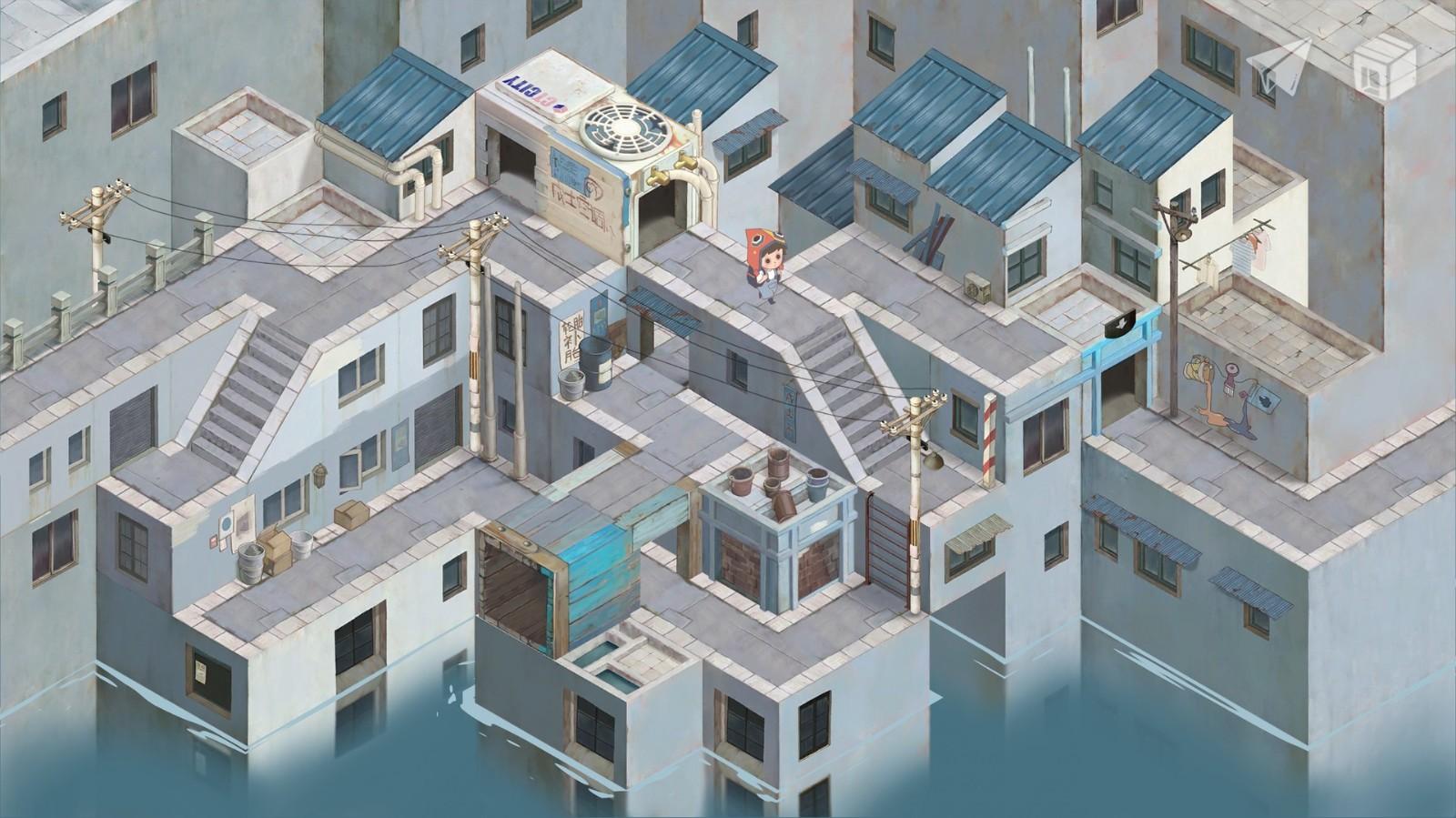 手绘风格游戏《成土市的我》上架Steam 2022年发售插图7