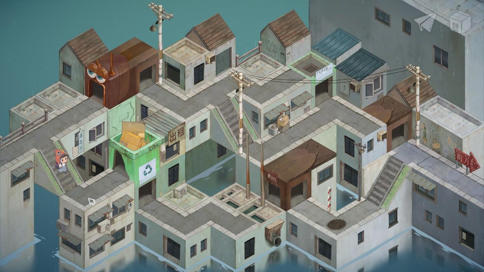 手绘风格游戏《成土市的我》上架Steam 2022年发售插图5
