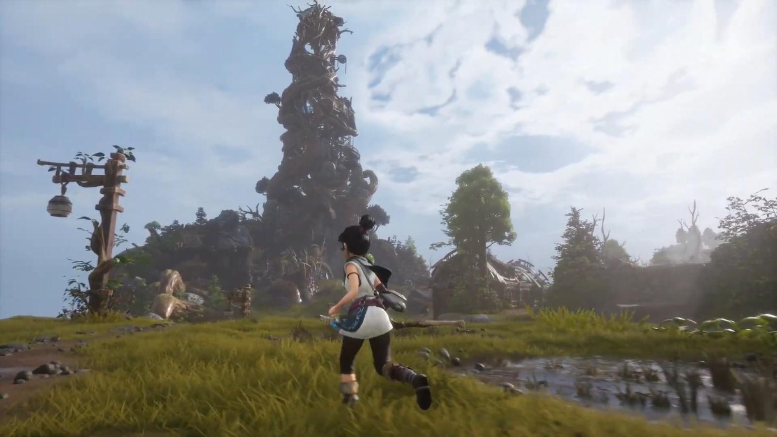 《凯娜:精神之桥》上市预告公开 战斗探索之旅即将开启插图3