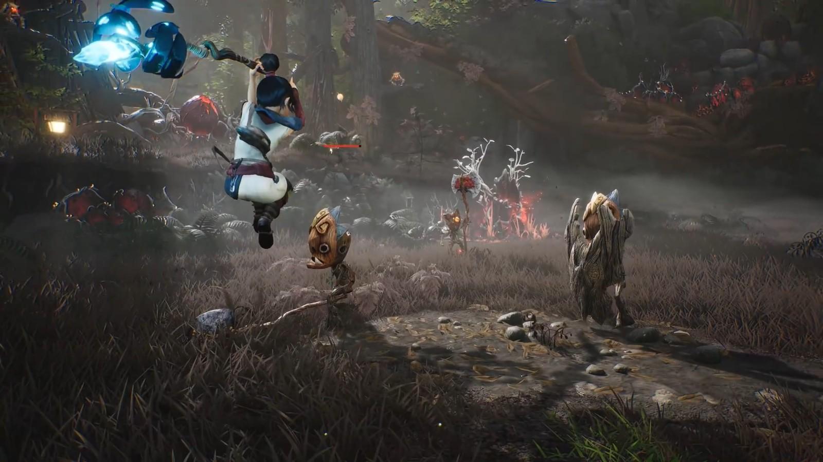 《凯娜:精神之桥》上市预告公开 战斗探索之旅即将开启插图7