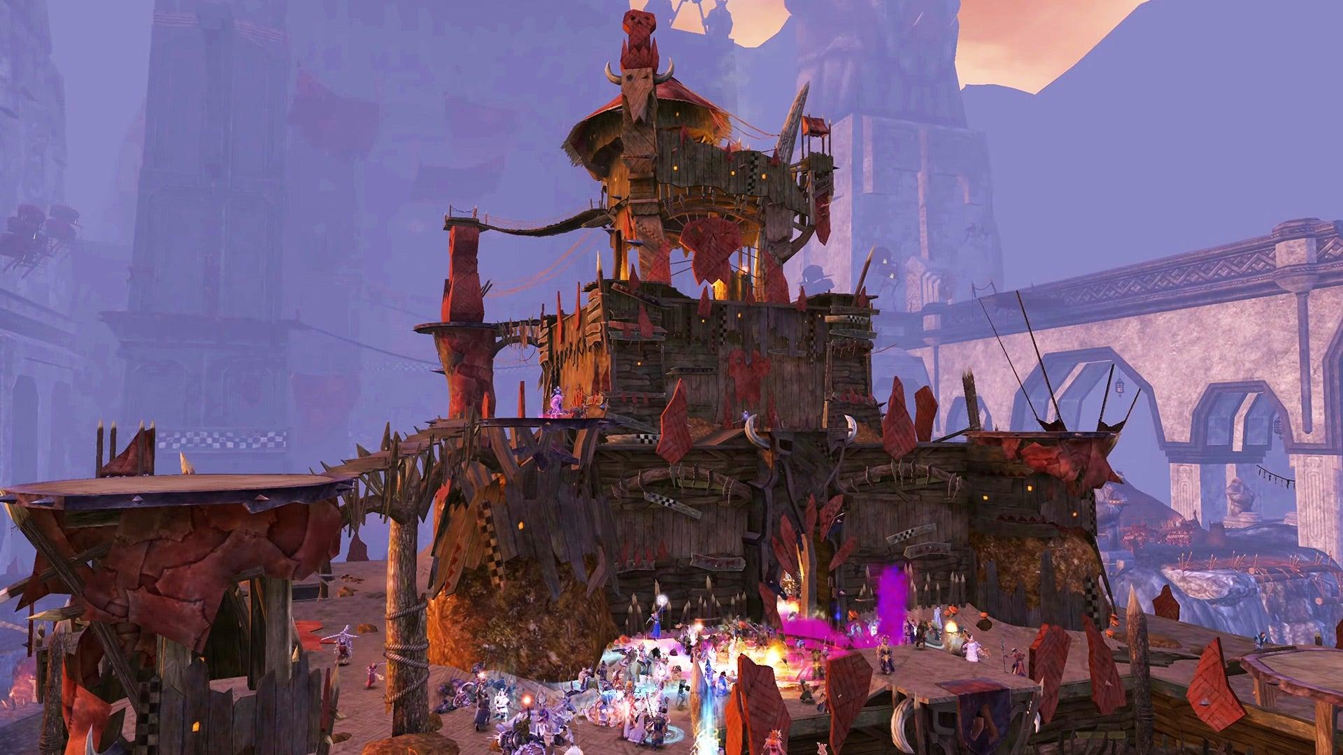 《战锤Online》停服8年之后 玩家自己更新了两个城市插图1