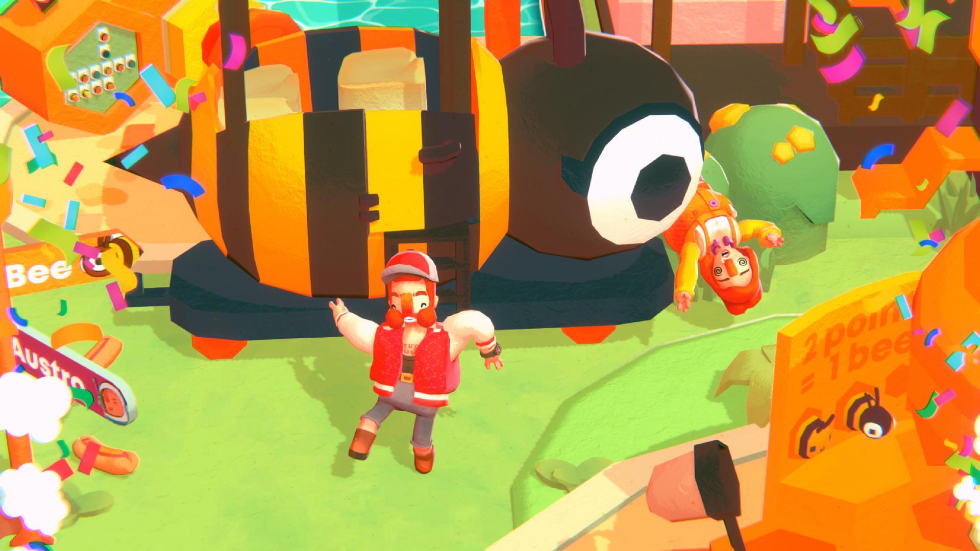 欢乐风格友尽游戏《推倒全家》即将上线Steam平台插图1