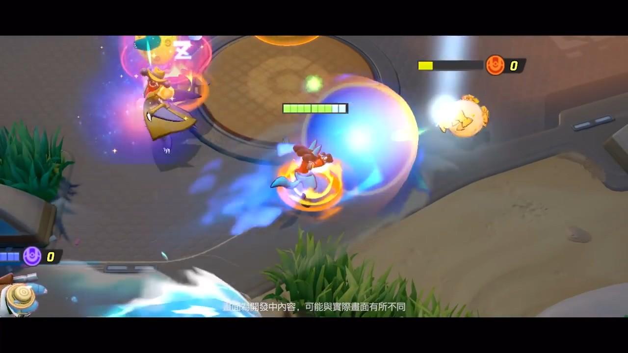 手机版《宝可梦:大集结》正式上线 开放全新小队功能