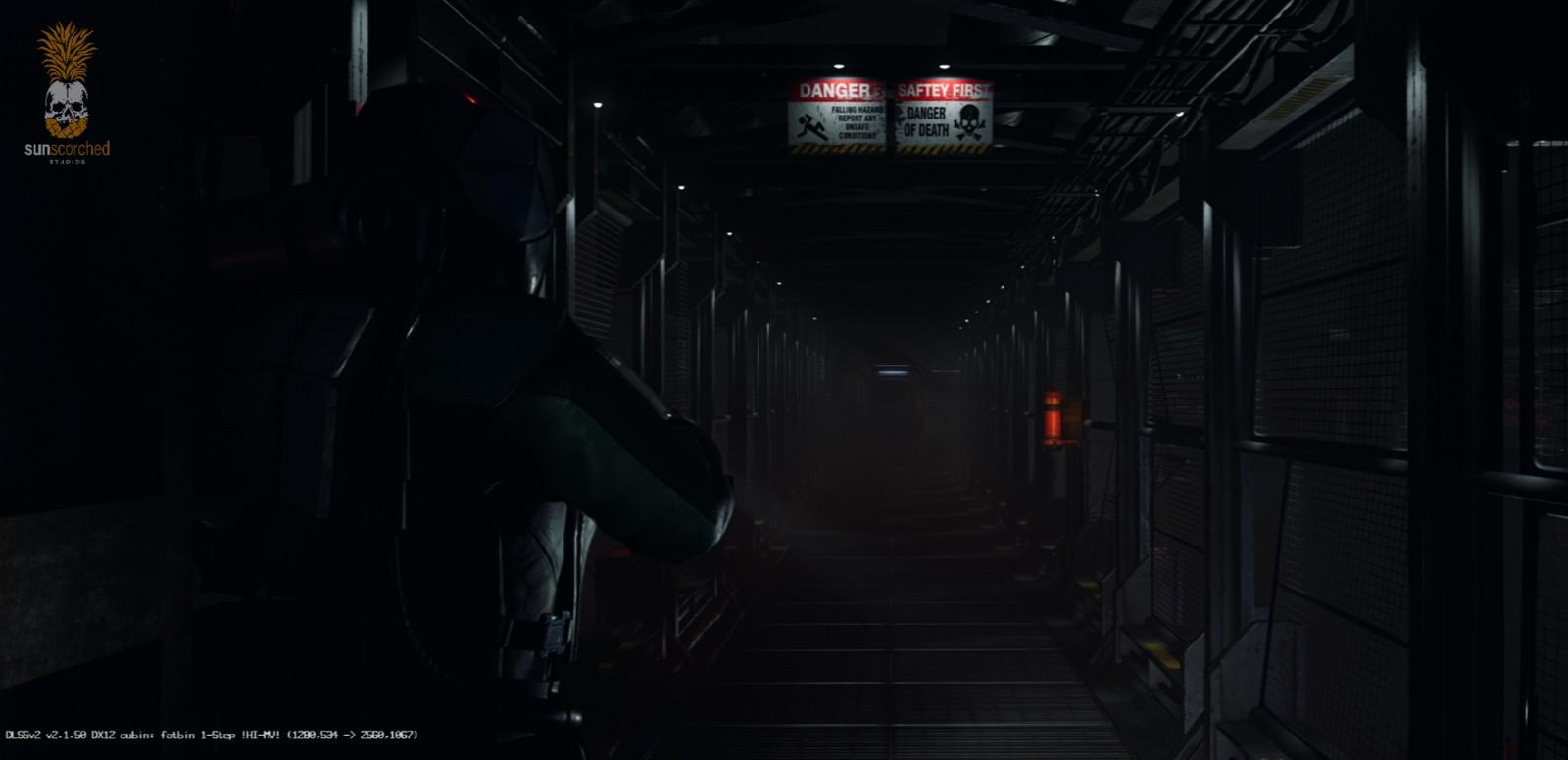 恐怖游戏《消极氛围》预告 灵感源于《死亡空间》