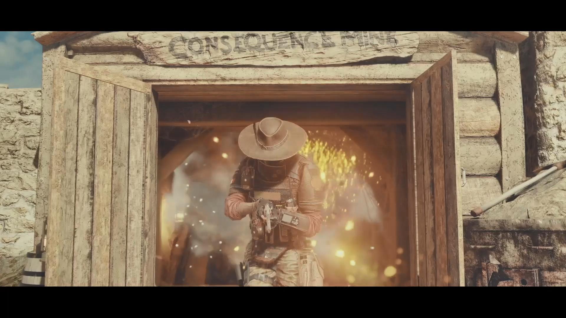 """《彩虹六号:围攻》限时活动""""决斗时刻""""回归 西部牛仔对决"""