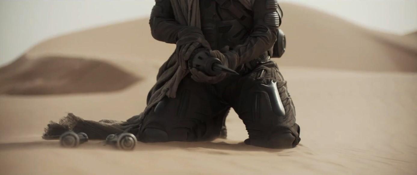 《沙丘》中国独家版预告 超多新镜头 10月22日国内上映
