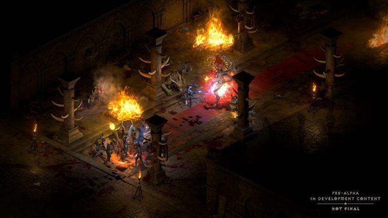 《暗黑破坏神2:重制版》次世代版画质超棒 为主机提供了最强画质