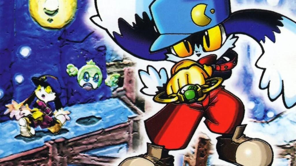 万代注册新商标 《风之克罗诺亚》系列或将被重置 或是单纯重置版游戏