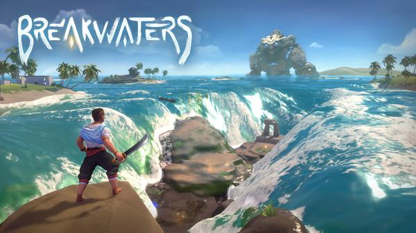 岛屿冒险游戏《Breakwaters》最新水物理演示视频 展示战斗画面及互动
