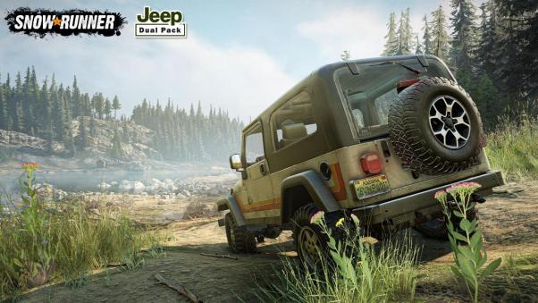 《雪地奔驰》与Jeep合作增添了两台越野传奇车型