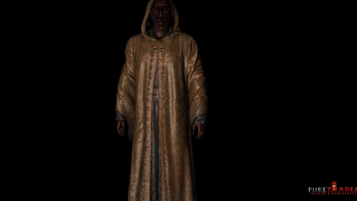 《暗黑破坏神2:重制版》部分怪物建模 细节刻画到位