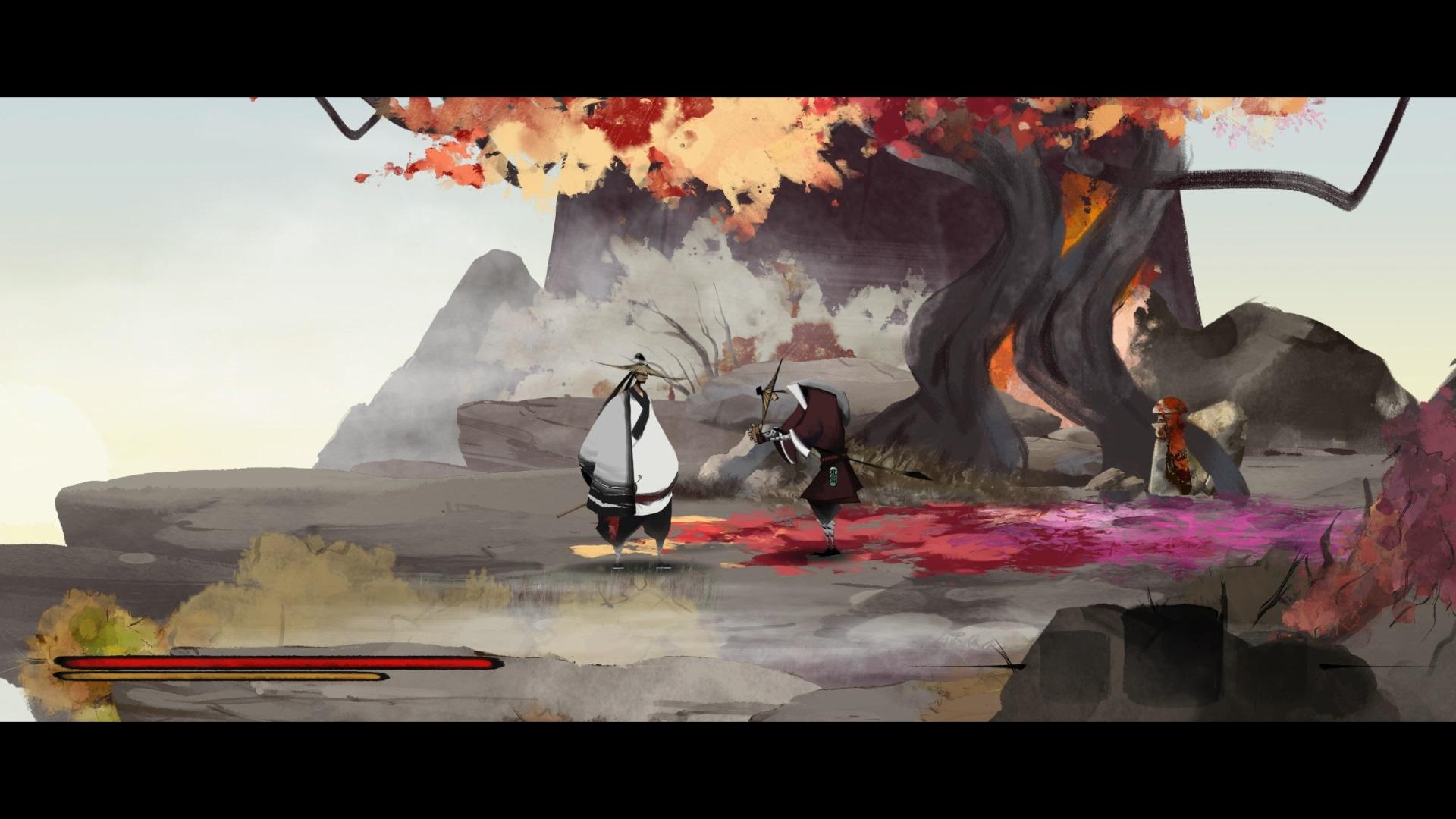 刀剑动作游戏《听风者也》现已发售 首发还可享受九折优惠哦