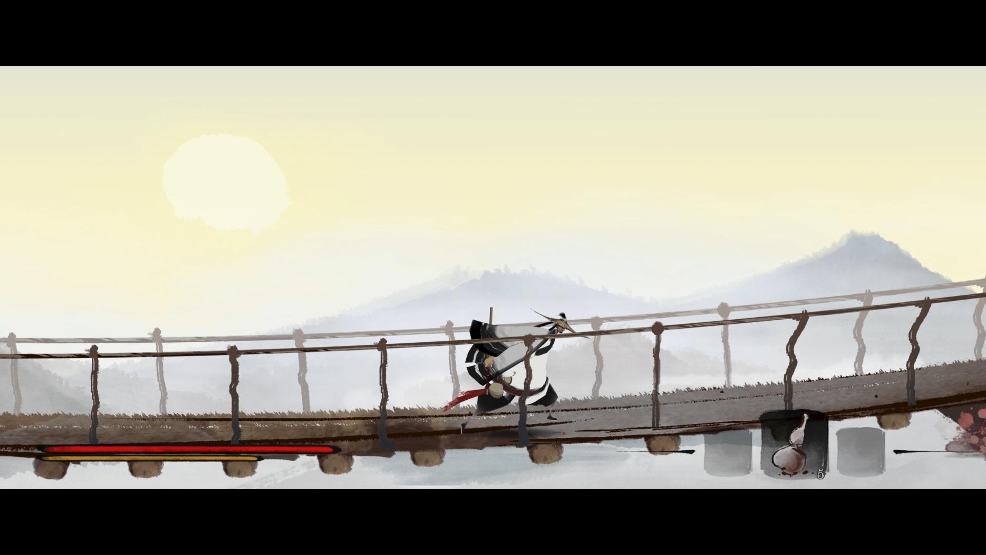 风起江南荡敌寇 刀剑动作游戏《听风者也》现已发售