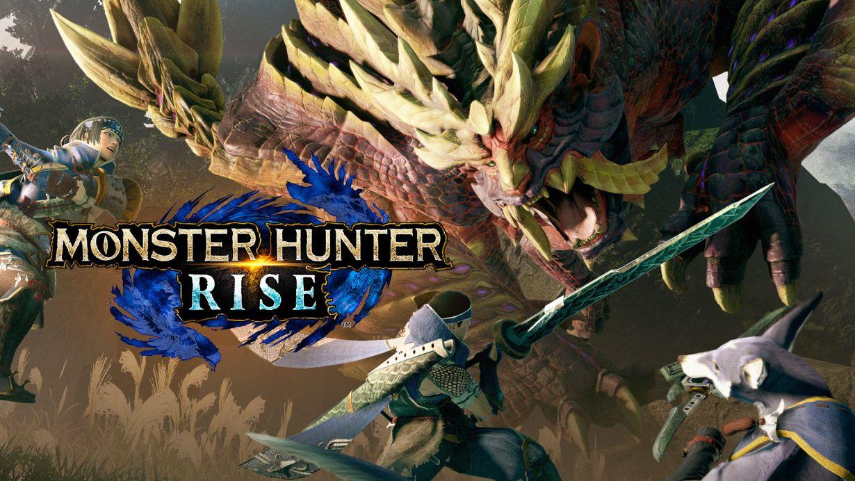 《怪物猎人:崛起》首次打折促销 游戏本体折后价387港币