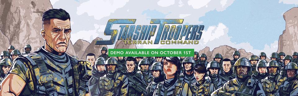 RTS《星河舰队:人类命令》10月推出试玩版 抵御虫族保卫人类文明