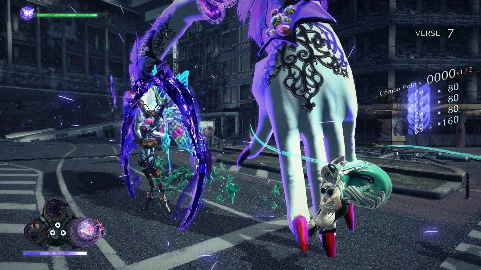 《猎天使魔女3》新截图公布 喜欢贝姐的新造型么