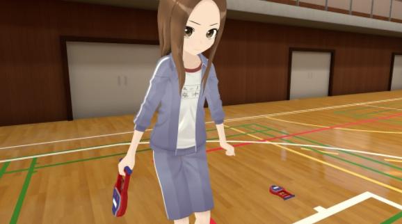 《擅长捉弄的高木同学VR 2学期》确定10月初登陆Steam