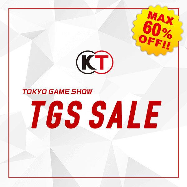 《忍龙合集》首次打折 光荣开启TGS最高优惠60%特价活动