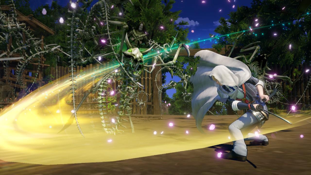 《刀剑乱舞无双》中文版实机预告和新视觉图公开