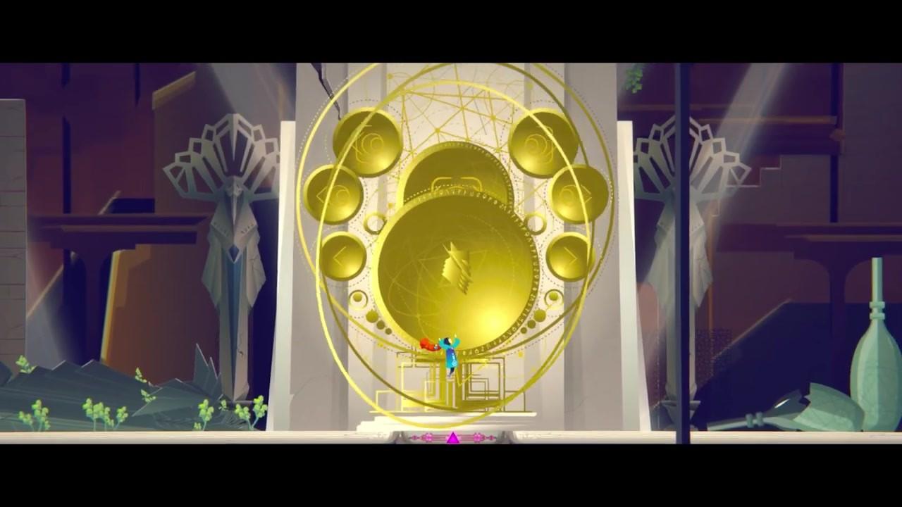 2D动作冒险《追求:伊娜传说》面向XB1/NS/PC公布